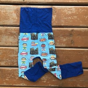 Grow With Me Pants x2 - Size 1-3Y - Well loved